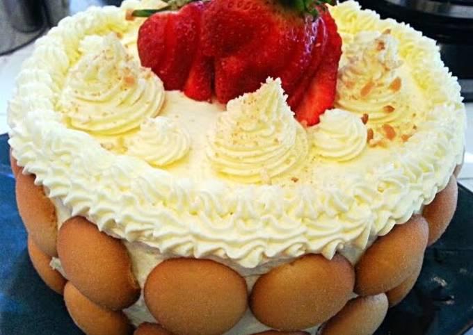Ray's' Banana Pudding Cake