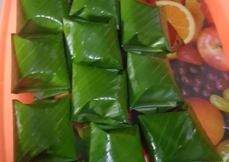 Resep Kue Bugis Ketan Hitam Oleh Mama Fathan Cookpad