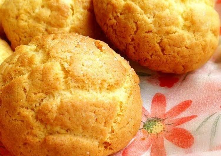 15-Minute Melon Bread-Style Scones