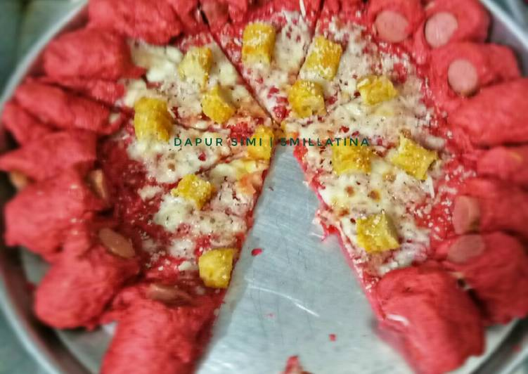 Resep 36. Cheese Pizza #Bandungrecook3_widynaura, Lezat
