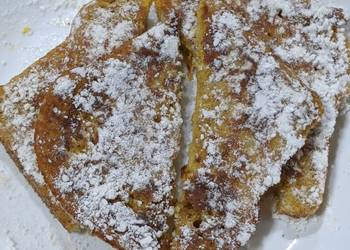 How to Recipe Appetizing Keto French Toast