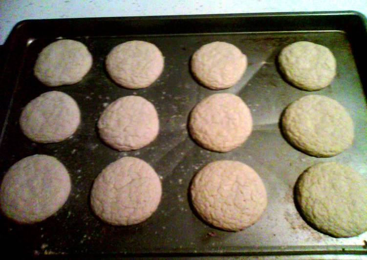Recipe of Speedy Easy Sugar Cookies