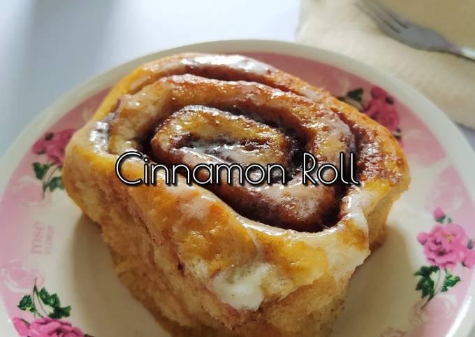 Cara Gampang Menyiapkan Cinnamon Roll Ala Jesselyn Lauwreen MasterChef Indonesia
