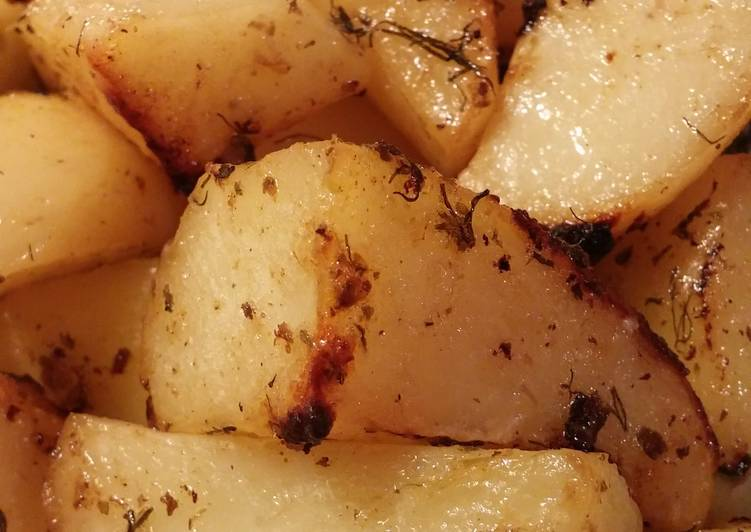 Eat These 14 Superfoods to Go Green for Better Health Kandi's Greek-Style Potatoes