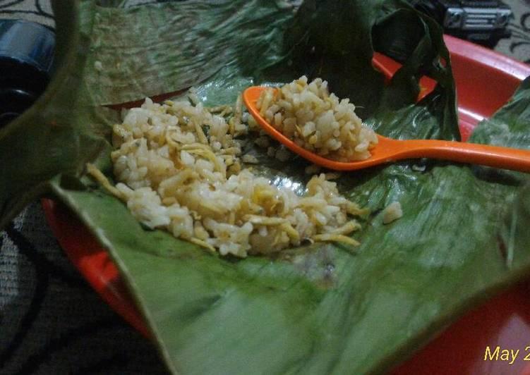 Nasi bakar teri untuk anak di atas 1 tahun
