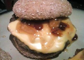 Easiest Way to Recipe Perfect Brads bacon parm burger