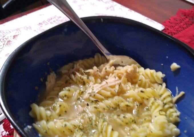 Gf Chicken Noodle Soup