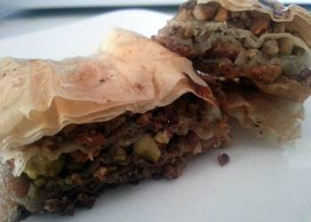 How to Make Perfect Easy Baklava