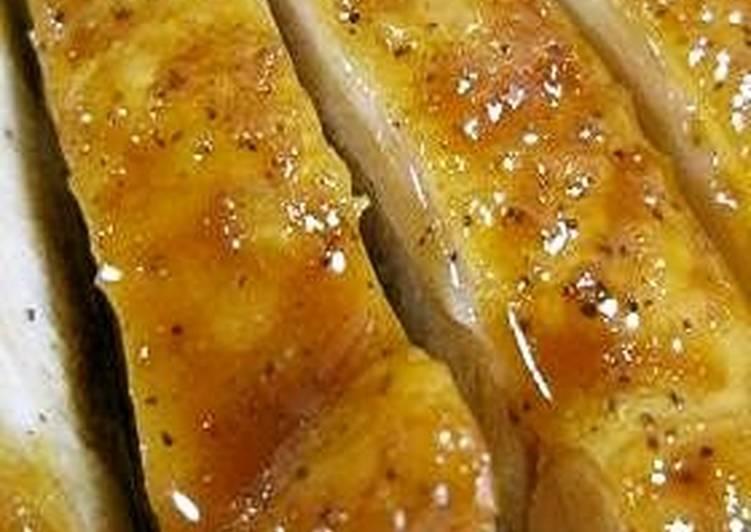Tender Juicy Chicken Teriyaki