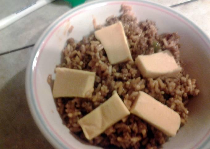 Recipe: Tasty Mexican rice