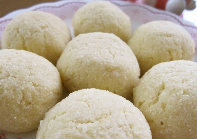 One-Bowl Prep Easy, Soft and Chewy Okara Balls