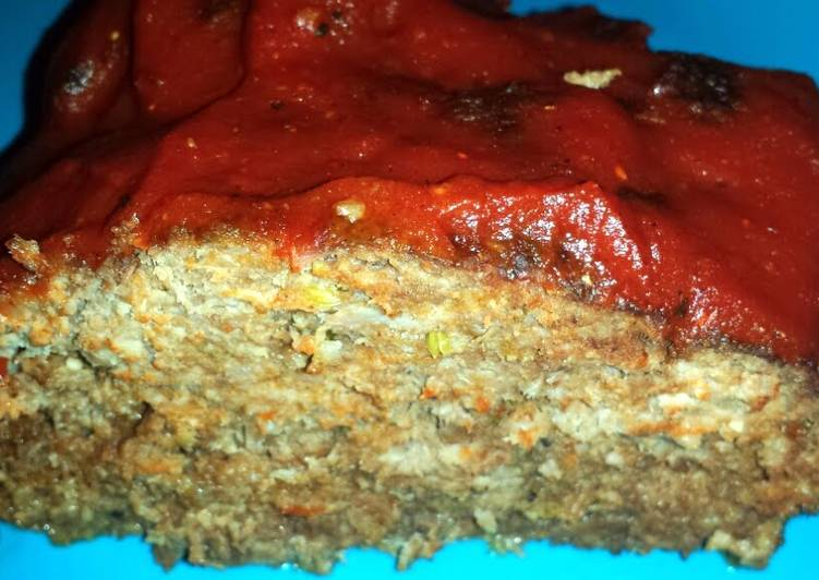 Ray's' Italian BBQ Style Meatloaf