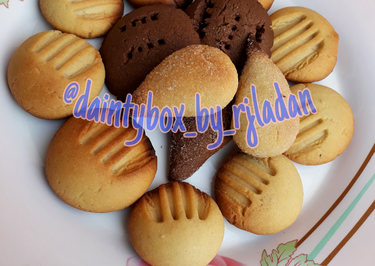 Recipe of Favorite Butter cookies