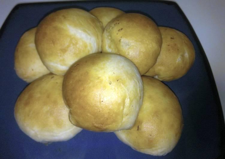 Dee's Vegetarian Stuffed Biscuits