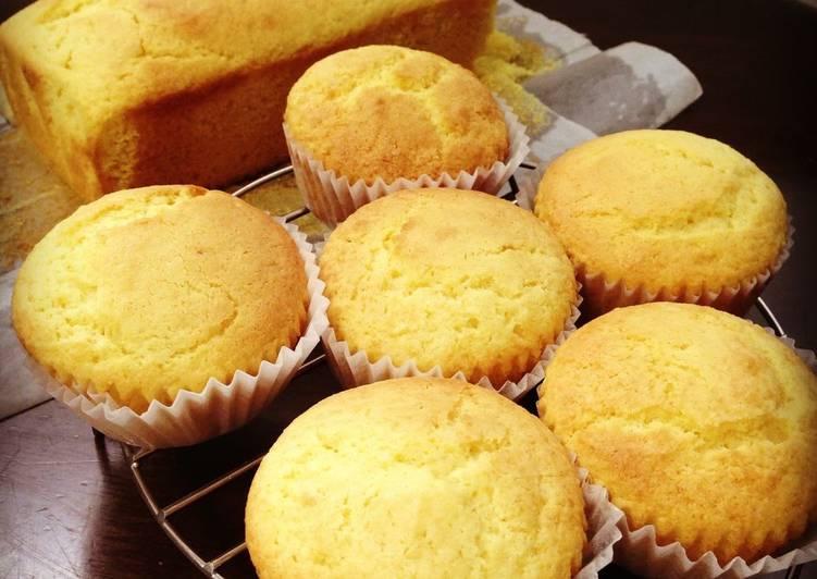 Recipe: Tasty Vegan Cornbread Muffins