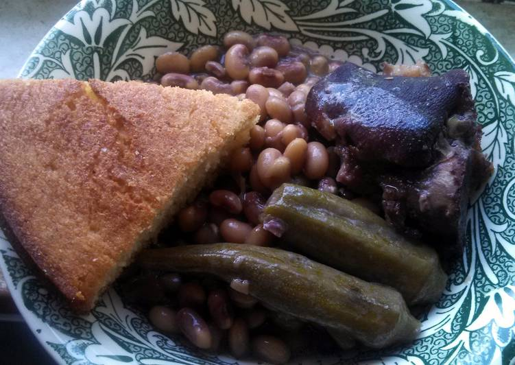 Foods That Can Make Your Mood Better Purple hull peas