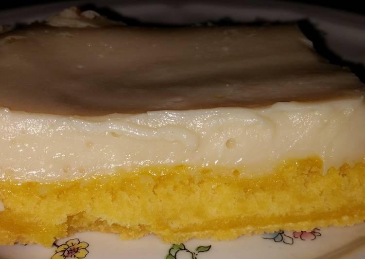 Supreme Lemon Bars