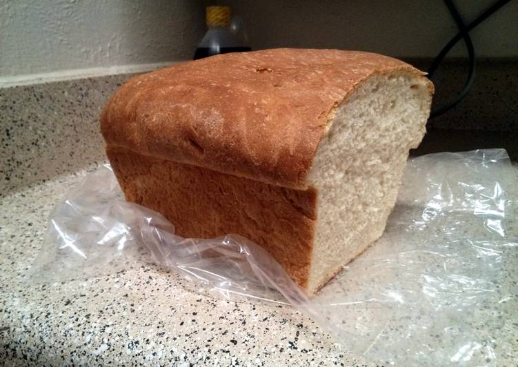 How to Make Ultimate County Line White Bread