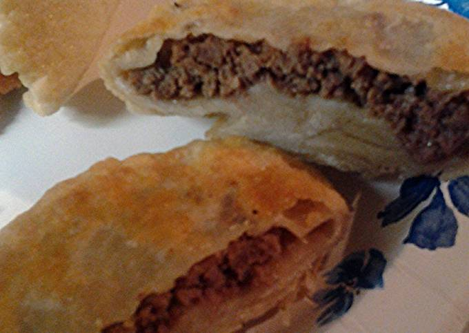 Chinese meat pie