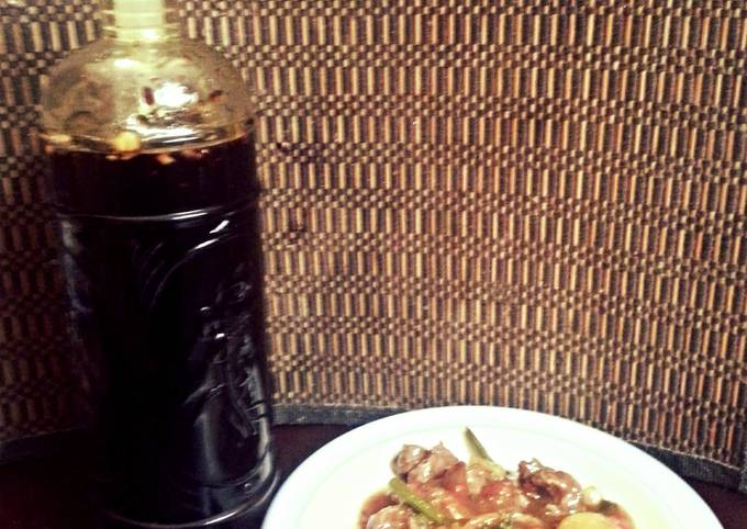 Recipe: Perfect Teriyaki Sauce