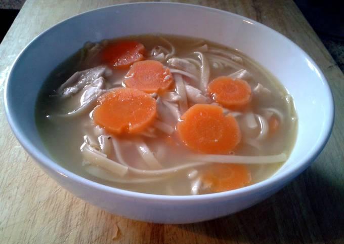 Recipe: Perfect Chicken Soup