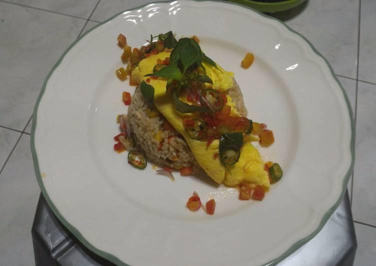Resep Telur Dadar Barat Paling dicari