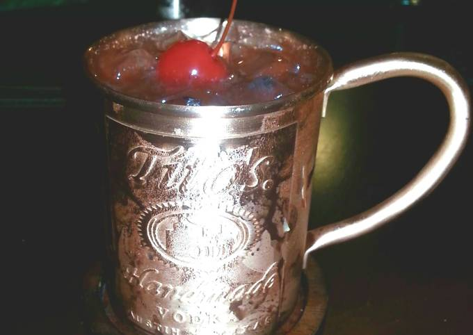 Cherry Moscow Mule
