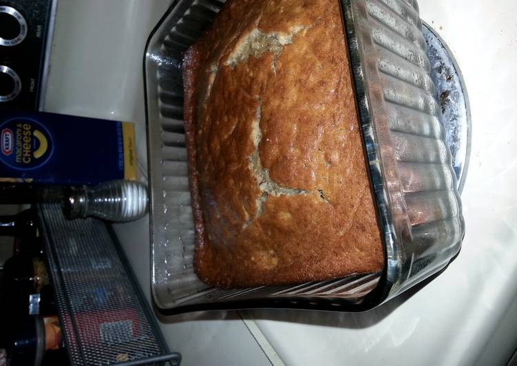 Recipe of Speedy banana nut bread