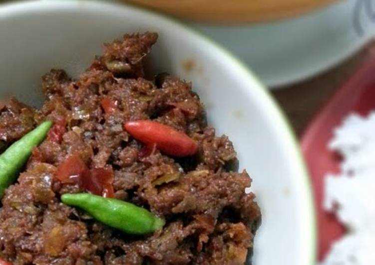 Young Tamarind Chilli Paste