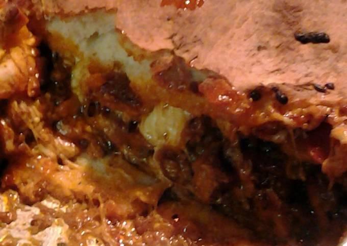 skunks pizza pie