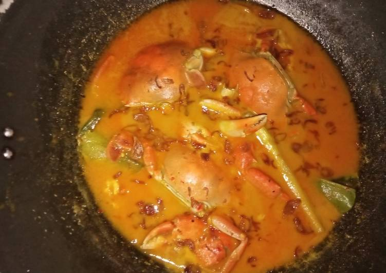Kari kepiting