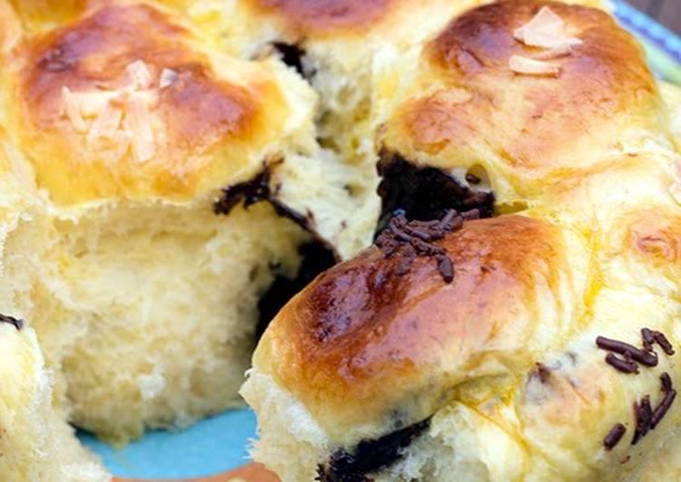 Recipe of Ultimate Sweet Bread Rolls