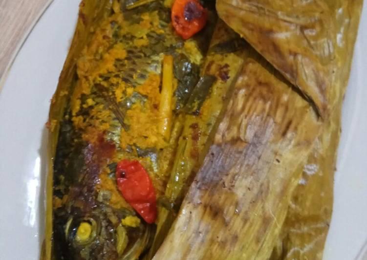 Cara Gampang Menyiapkan Pepes Ikan Nila Anti Gagal