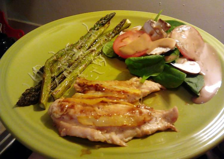 How to Cook Appetizing Garlic brown sugar chicken