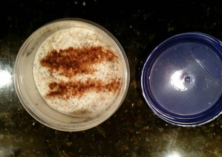 Easiest Way to Prepare Appetizing Overnight Oats
