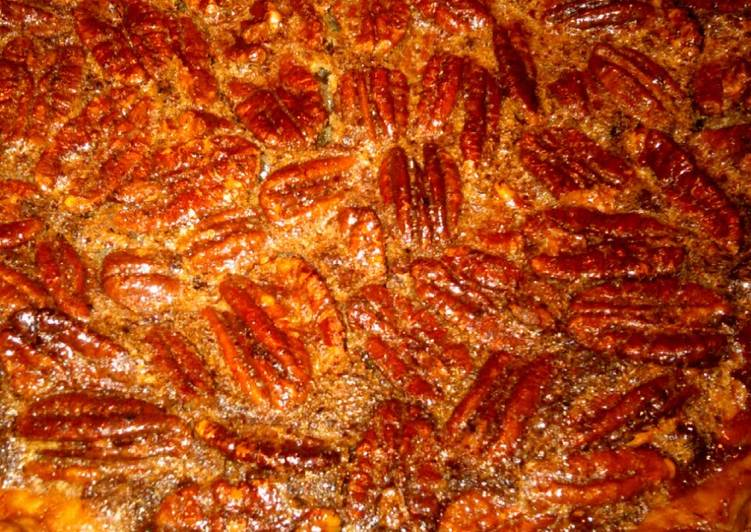 Step-by-Step Guide to Prepare Award-winning Ruby 's Easy Pecan Pie
