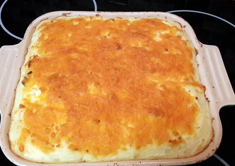 Mashed Potato Pie. Shepherd's, Cottage, other...you choose!