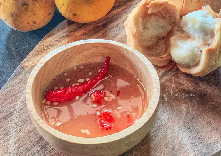 Pencicah recik buah Stey - resepipouler.com