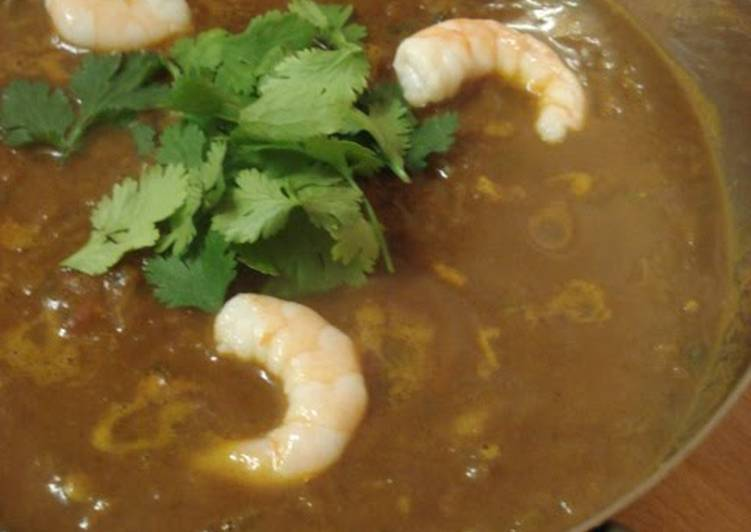 Indian Prawn Curry – Made from Scratch Finding Healthful Fast Food