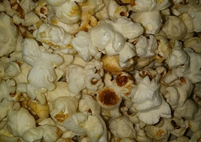 Easiest Way to Prepare Perfect Old fashioned kettle corn