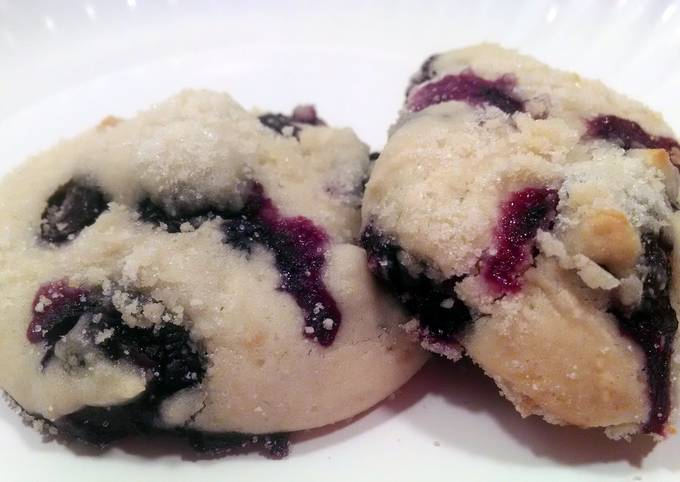Easiest Way to Prepare Appetizing Blueberry Muffin Tops