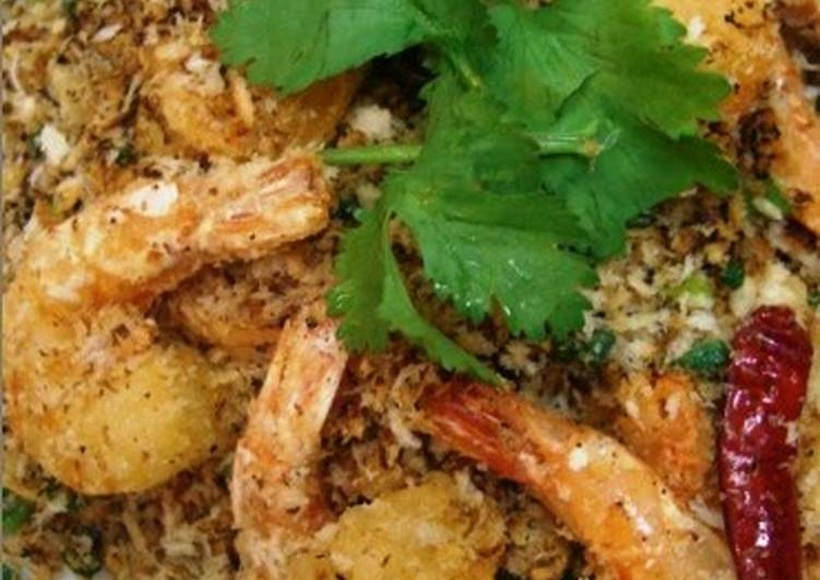 Easiest Way to Make Tasty Hong Kong Style Spicy Deep Fried Shrimp