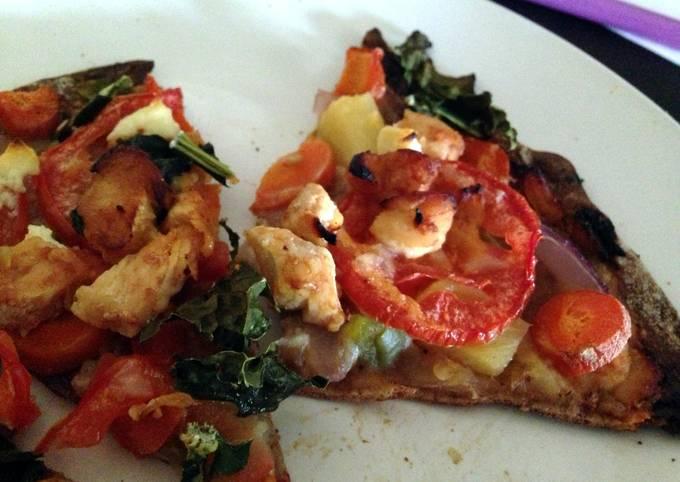 Amy's Gourmet Neapolitan Pizza