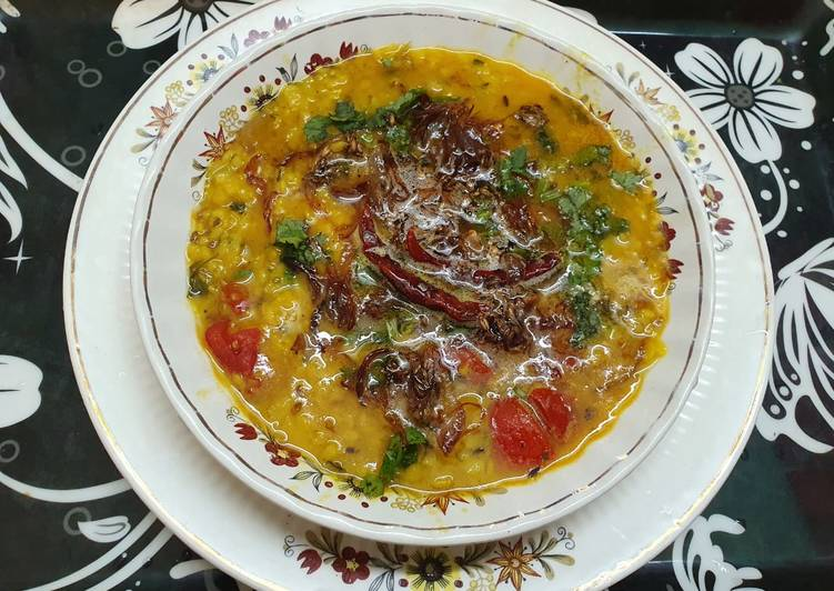 Steps to Make Speedy Authentic Dal Fry