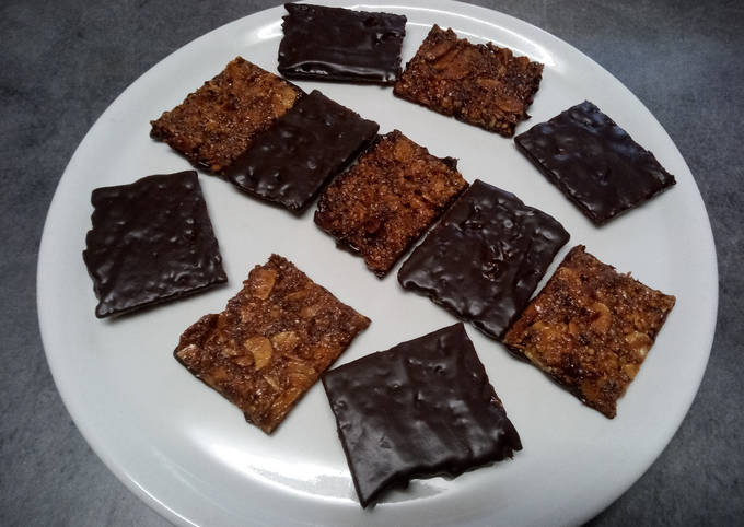 Biscuits florentins