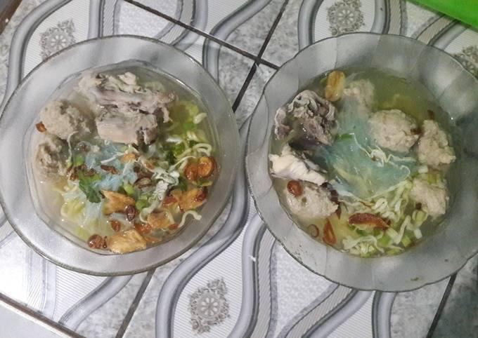 Bakso Daging A-Sap (Ayam Sapi Mix)