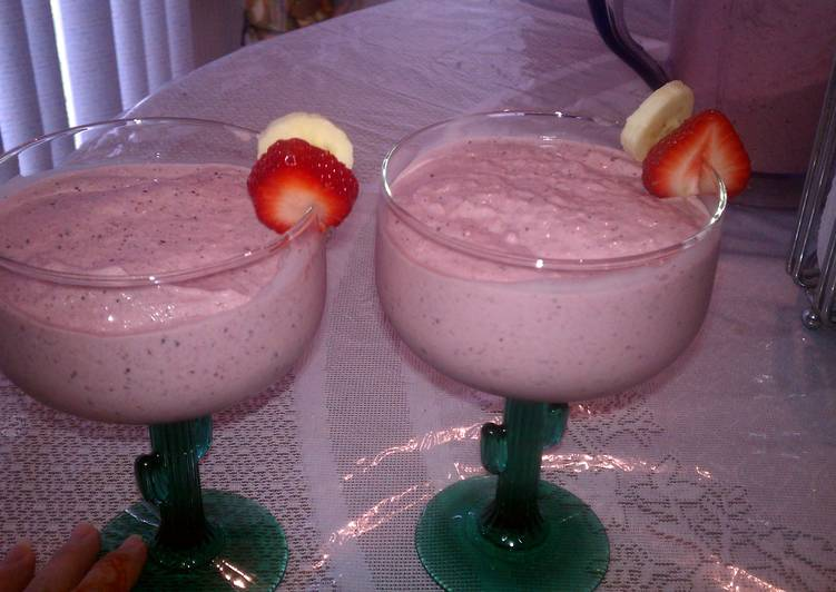 Easiest Way to Make Award-winning very easy and yummy smoothie