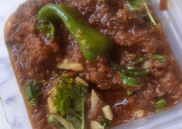 Recipe of Super Quick Homemade Beef kharhi