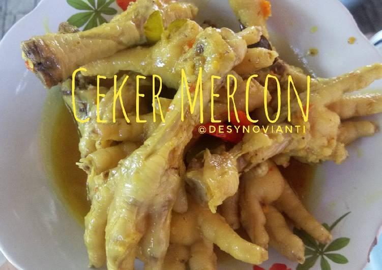 Ceker Mercon