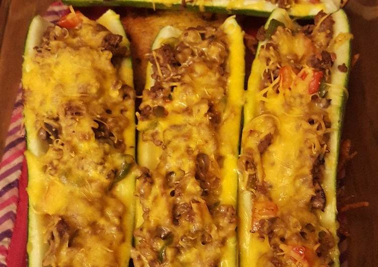 New Secret Zucchini Boats Free Download